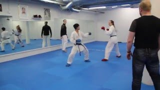 karate video 3 vikan 21. til 27. mars