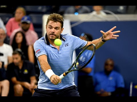 Stan Wawrinka vs. Jeremy Chardy  | US Open 2019 R2 Highlights