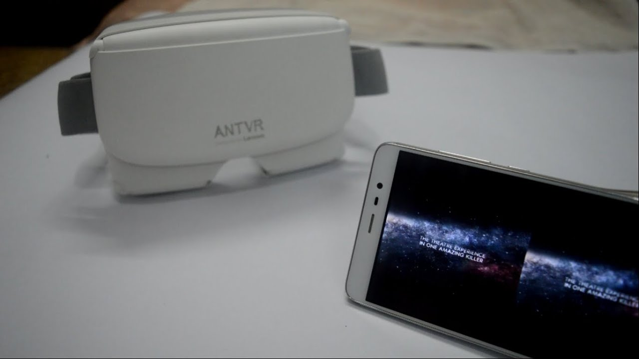 How To Use Lenovo Ant VR On Any Smartphone