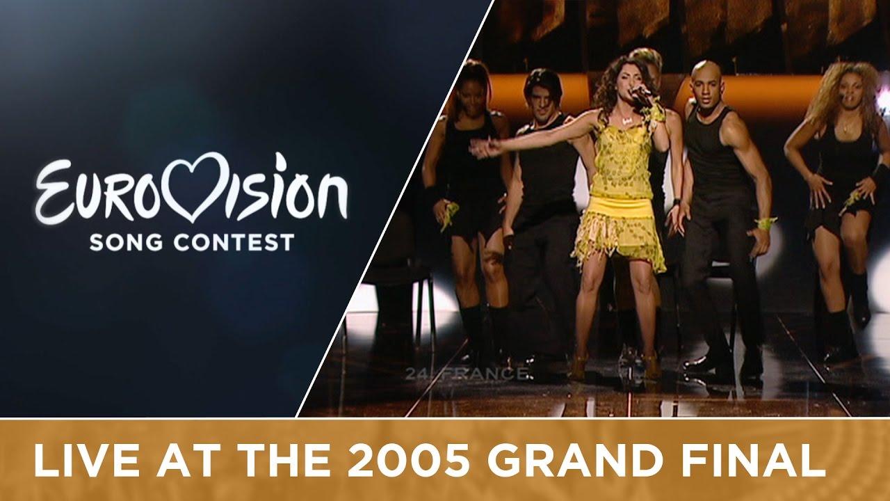 Download Ortal - Chacun Pense à Soi (France) Live - Eurovision Song Contest 2005