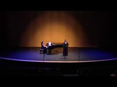 Latin American Art Song Recital- Colombia.