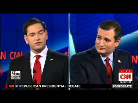Cruz: Obama, Hillary, Dems out of touch with American people