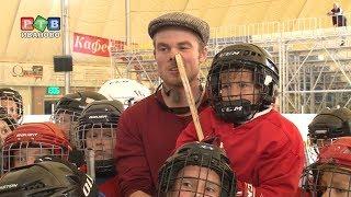 Актер сериала «Молодежка» об ивановском хоккее