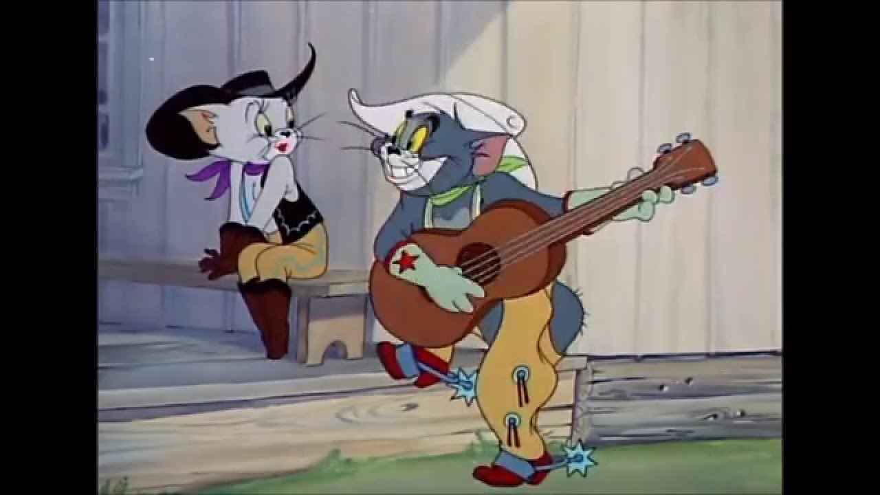 Tom and jerry texas tom