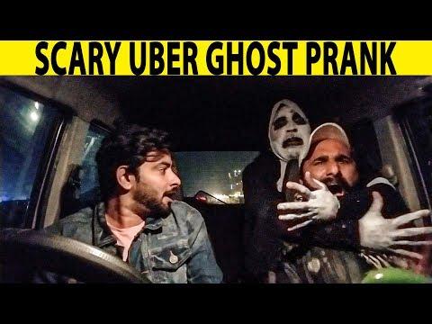 Scary Uber Ghost Prank - Part 5 - Lahori PrankStar
