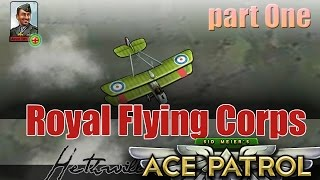 Ace Patrol [ Royal Flying Corps ] part one