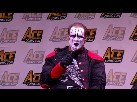 Ace Comic Con presents:  WWE Spotlight STING