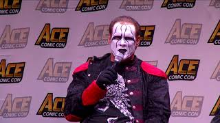 Ace Comic Con presents:  WWE Spotlight- STING