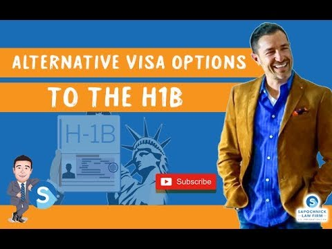 San Diego Immigration Lawyer: Alternative Options to the H1B Visa