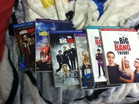 The Big Bang Theory: Seasons 1-6 Unboxing {Full 1080p HD}