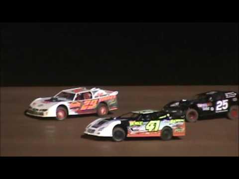Brett McDonald Feature Lernerville Speedway 5/26/17