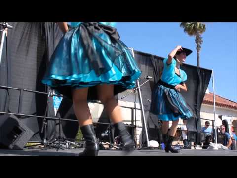 Cheerful Mexican Dance / La Habra Citrus Fair Event