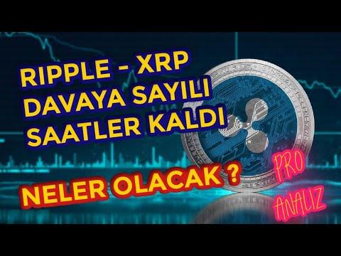 Ripple - XRP Güncel Analiz 21.02.2021