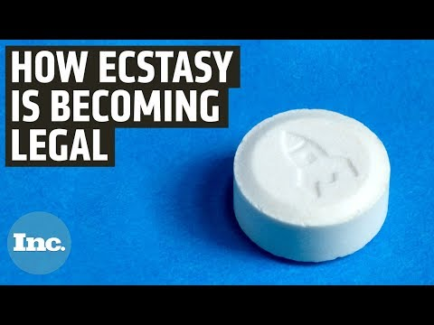 This Entrepreneur Is About To Legalize Ecstasy | Inc.