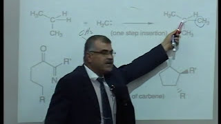 Lecture 7-1: Chapter 2 Synthesis of heterocyclic compounds (Carbenes  and Nitrenes)