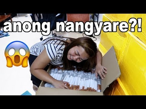 ANO NA BA ANG NANGYARE.. - anneclutzVLOGS