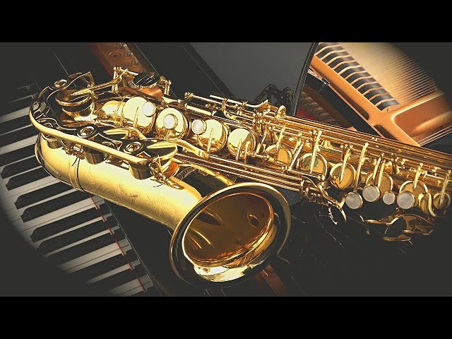 Romantic Relaxing Saxophone Music. Relaxing Music for Stress Relief