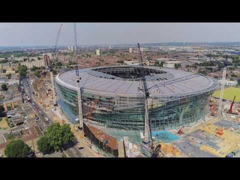 25/07/18 Tottenham Hotspur New Stadium