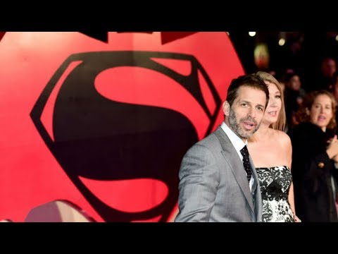 Zack Snyder No Longer The Architect Of The DCEU