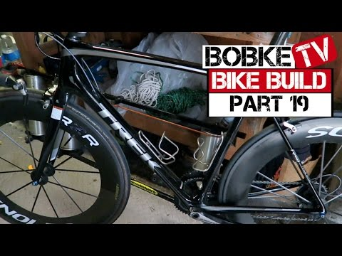 Building A Bike With Bob Roll Part 19 - The Bike Is Complete!