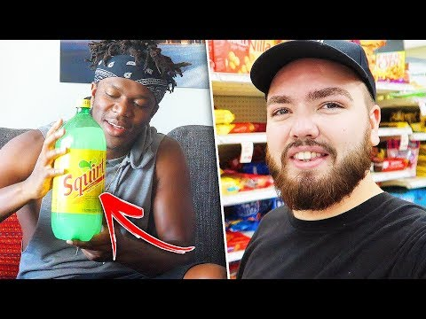 Two BRITISH IDIOTS Try AMERICAN SNACKS!
