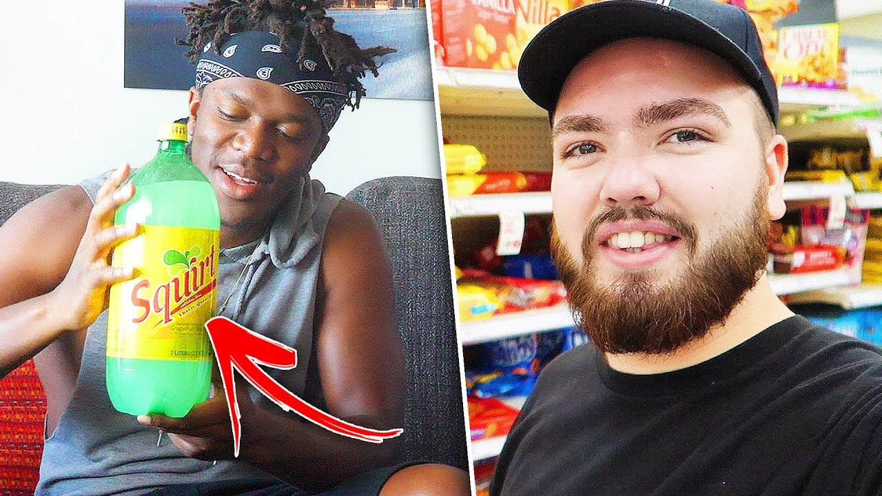 Download Two BRITISH IDIOTS Try AMERICAN SNACKS!