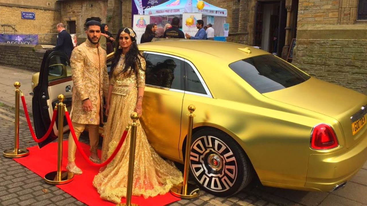 Golden Cars of Dubai Prince - 440 Crore