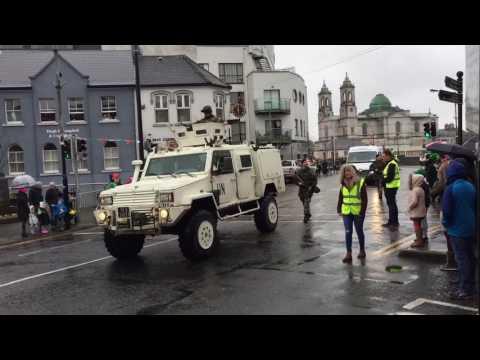 St. Patrick parade Athlone 2017