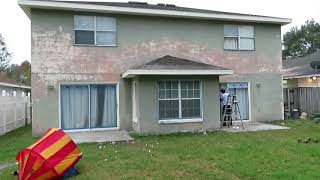 Orlando Exterior house painting company in Wyndham Lakes Orlando Fl