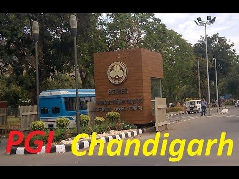 P G I Hospital Chandigarh - स्नातकोतर चिकित्सा शिक्षा एबं अनुसंधान सस्थान