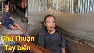 Chú Thuận Tay biến 3 đời vợ, Cuối đời khổ sở cô đơn 1 mình