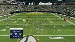 Madden 25 Gameplay - PACKERS vs. SEAHAWKS!! (Demo Gameplay Xbox 360/PS3 HD)