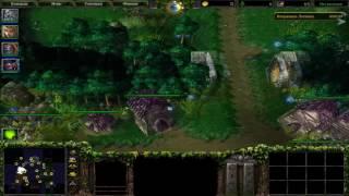 Война Азерота v11.9G - WarCraft - За Ночных Эльфов! #1