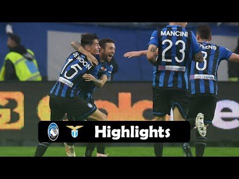 Atalanta vs Lazio Highlights 17/12/18 - HD