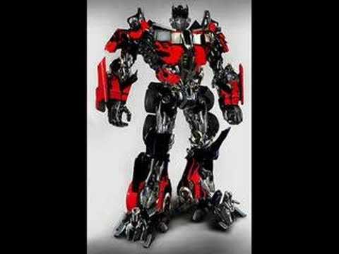 New Transformers Theme 2007