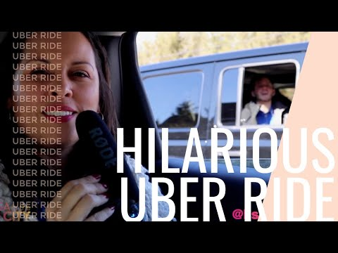 Hilarious ride in an UBER | Podcast #2