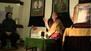Geshe Graham Woodhouse.Praise for dependent realitivity Je Tsongkhapa-3 .