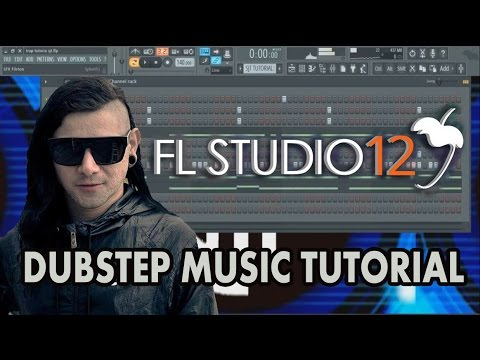 How To Make Dubstep Music In 5 Minutes [FL Studio 12] + FLP
