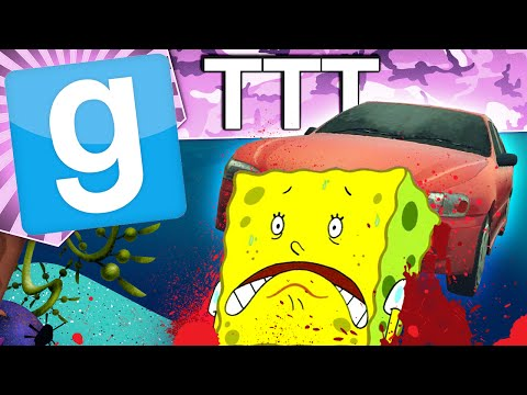 Gmod TTT - Look Both Ways (Garry's Mod Funny Moments)