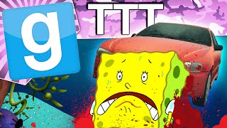Gmod funny moments! Traitors are not the only danger we need to be ...