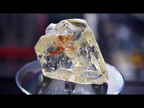 Один из крупнейших в мире алмазов продали за $6,5 млн (новости)