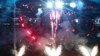 Jason Aldean- They don't know- Houston Livestock Show And Rodeo intro and song 2018