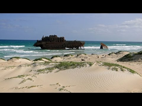 Boa Vista the north, Cape Verde HD