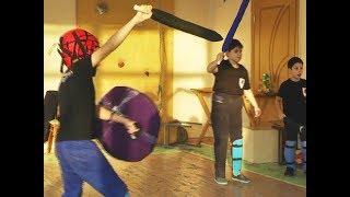 Нижнекамские рыцари готовы покорить Европу