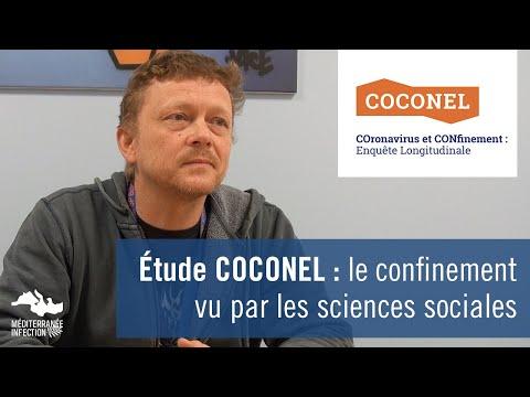 Etude COCONEL : le confinement vu par les sciences sociales