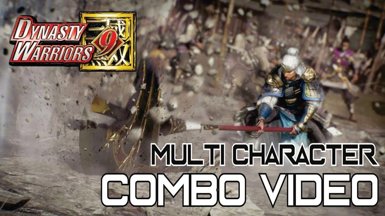 Dynasty Warriors 9 – Combo Video