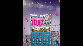 $30 100 TIMES THE CASH FLORIDA LOTTERY