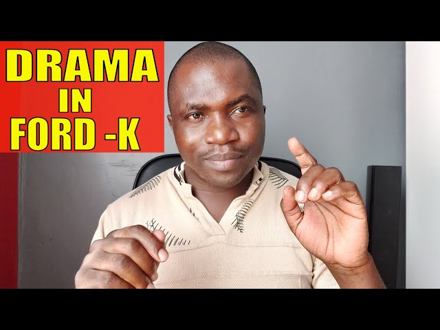 The Drama and Intrigues of Ford Kenya Politics | Moses Wetangula vs Wafula Wamunyinyi & Simiyu Eseli