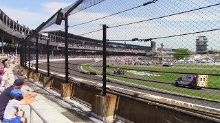 2018 Indy 500 Experience from Turn 1