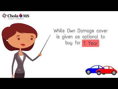 Know Everything About Standalone Own Damage Car Insurance - CholaMS Insurance